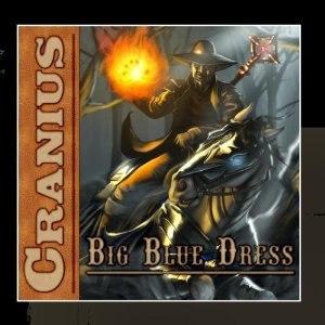 Cranius альбом Big Blue Dress