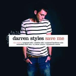 Альбом Darren Styles Save Me