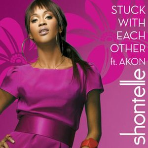 Shontelle альбом Stuck With Each Other