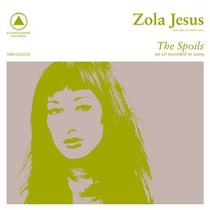 Zola Jesus альбом The Spoils