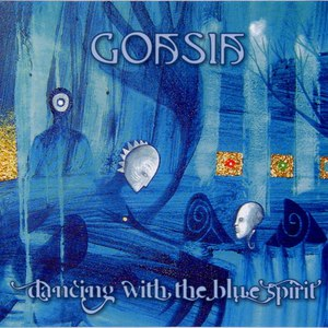 Альбом Goasia Dancing With The Blue Spirit