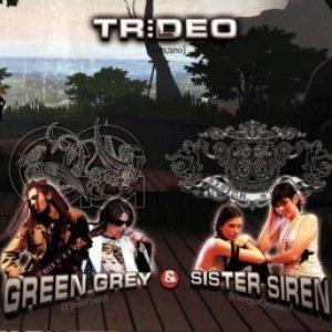 Альбом Green Grey Trideo