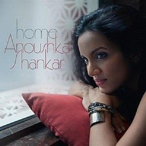 Anoushka Shankar альбом Home
