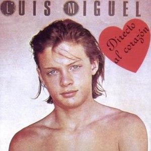 Luis Miguel альбом Directo al corazón