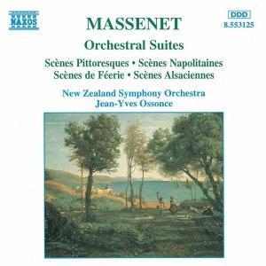 Jules Massenet альбом MASSENET: Orchestral Suites Nos. 4 - 7