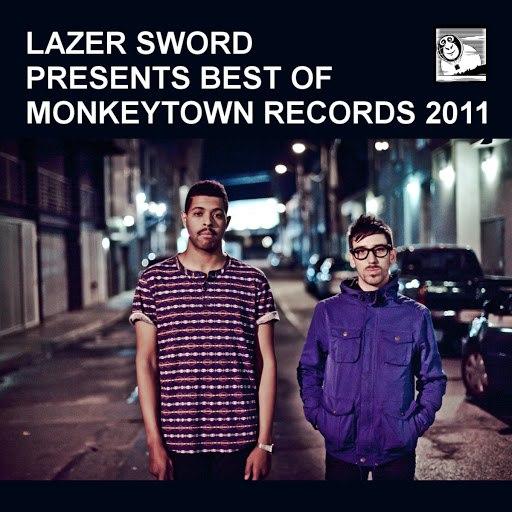 Lazer Sword альбом Lazer Sword presents Best of Monkeytown Records 2011