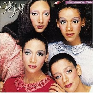 Sister Sledge альбом Love Somebody Today