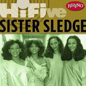 Sister Sledge альбом Rhino Hi-Five: Sister Sledge