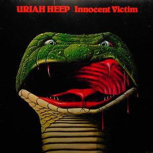 Uriah Heep альбом Innocent Victim