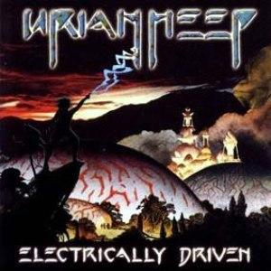 Uriah Heep альбом Electrically Driven