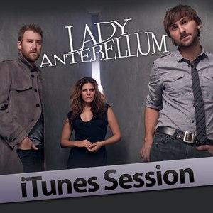 Lady Antebellum альбом iTunes Session