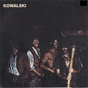 Kowalski альбом Schlagende Wetter