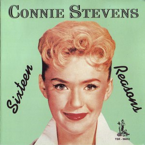 Connie Stevens альбом Sixteen Reasons
