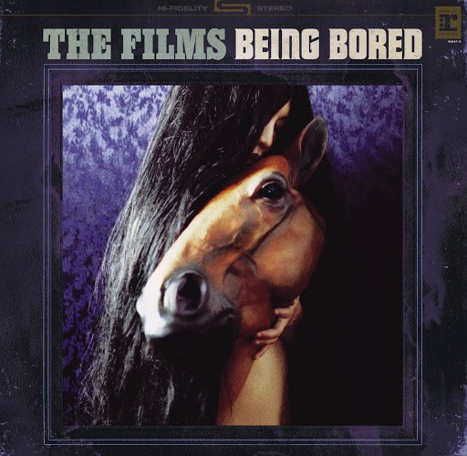 The Films альбом Being Bored EP (U.S. Version)