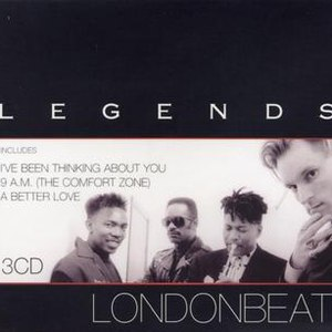 Londonbeat альбом Legends