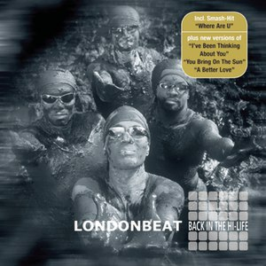Londonbeat альбом Back in the Hi-Life