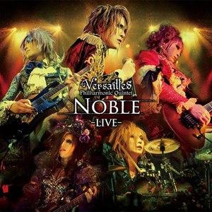 Versailles альбом NOBLE -LIVE-