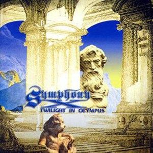 Symphony X альбом Twilight In Olympus