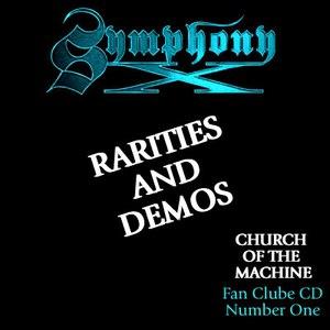 Symphony X альбом Rarities and Demos