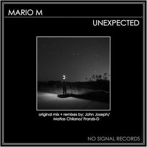 Mario M альбом Unexpected