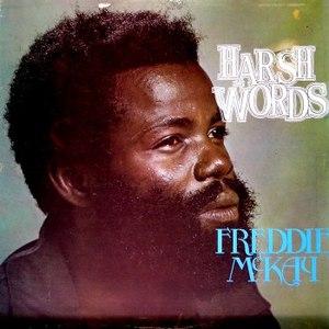 Freddie McKay альбом Harsh Words
