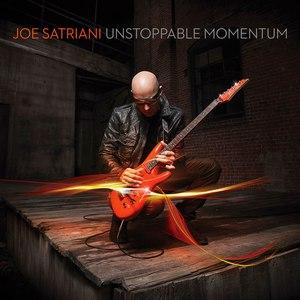 Joe Satriani альбом Unstoppable Momentum