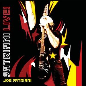 Joe Satriani альбом Satriani Live!