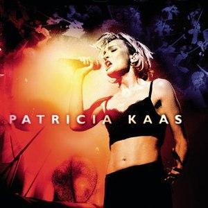 Patricia Kaas альбом Patricia Kaas - Live