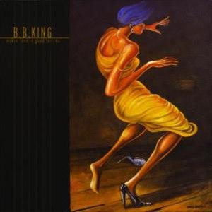B.B. King альбом Makin' Love Is Good For You