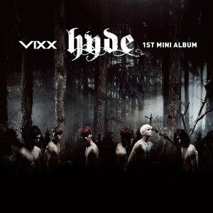 VIXX альбом Hyde - EP