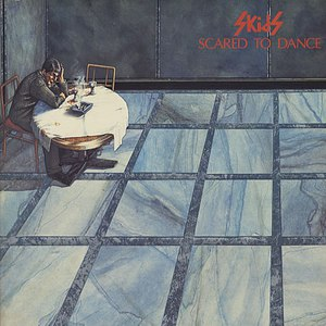 The Skids альбом Scared to Dance