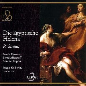 Richard Strauss альбом Die Agyptische Helena