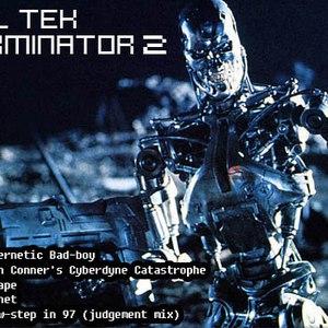 Ital Tek альбом terminator 2