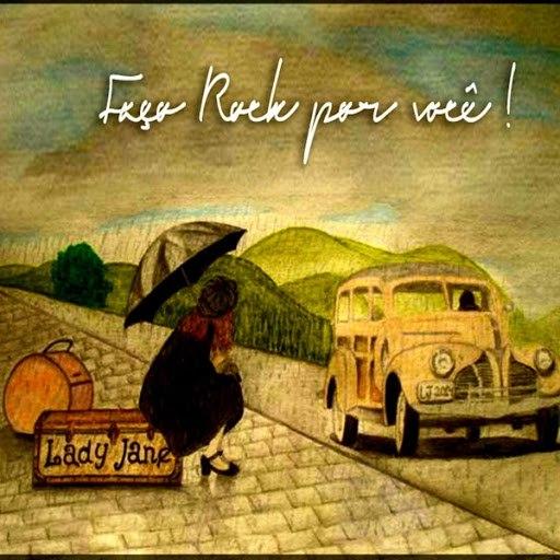 Lady Jane альбом Faço Rock por Você