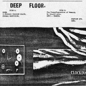 Clock DVA альбом Deep Floor