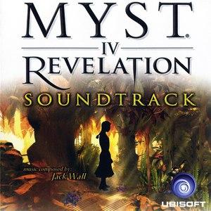 Jack Wall альбом Myst IV: Revelation