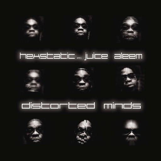 Hexstatic альбом Distorted Minds