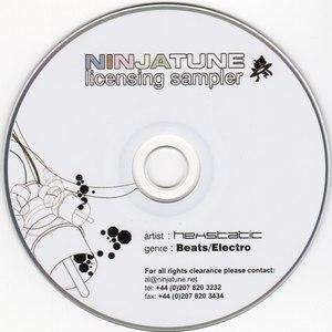 Hexstatic альбом Ninja Tune Licensing Sampler