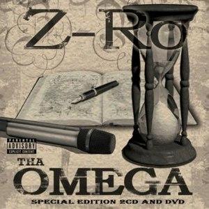 Z-Ro альбом Tha Omega