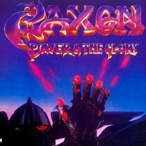 Saxon альбом Power & the Glory