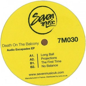 Death On The Balcony альбом Audio Escapades EP