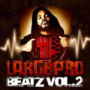 Large Professor альбом Beatz Volume 2