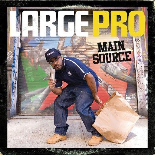 Large Professor альбом Main Source (Instrumentals)