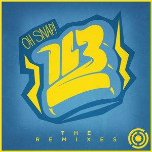 Insan3lik3 альбом Oh Snap - The Remixes