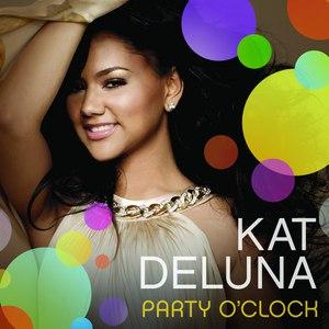Kat DeLuna альбом Party O' Clock