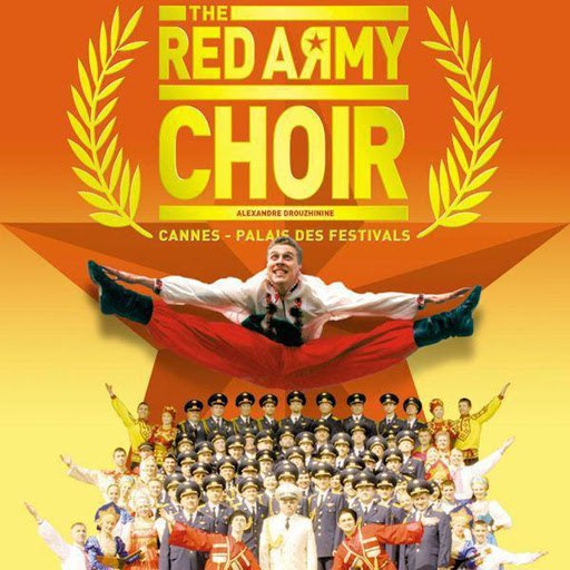 The Red Army Choir альбом Live At Cannes, Palais Des Festivals (28th March 2008)