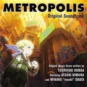 Toshiyuki Honda альбом Metropolis - Original Soundtrack