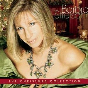Barbra Streisand альбом A Christmas Collection