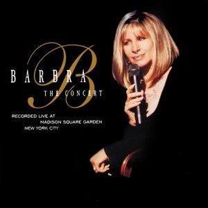 Barbra Streisand альбом The Concert