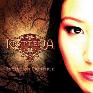 Krypteria альбом Evolution Principle